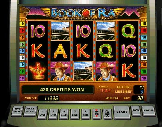 Воля богов или выигрышные стратегии в казино Фараон