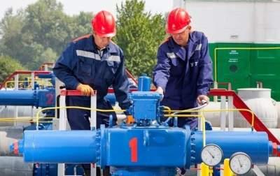Украина увеличила запасы природного газа