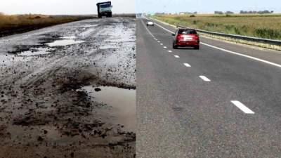 В Украине анонсировали самый масштабный ремонт дорог