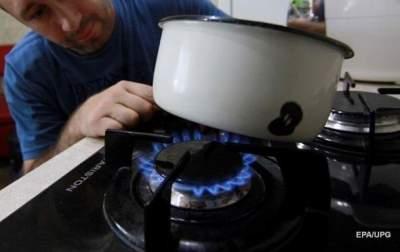 Цена на газ останется неизменной до августа