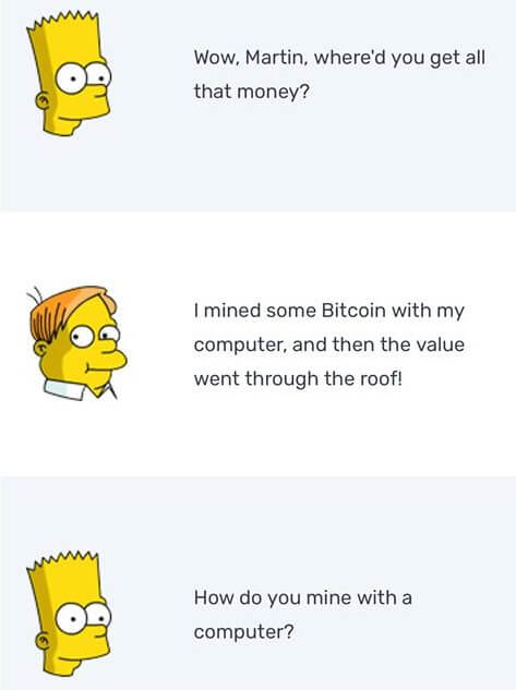Триумф индустрии. Криптовалюты появились в игре о Симпсонах