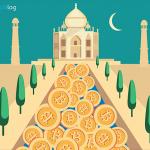 Власти Индии могут ввести ставку налога в 18% на операции с криптовалютой