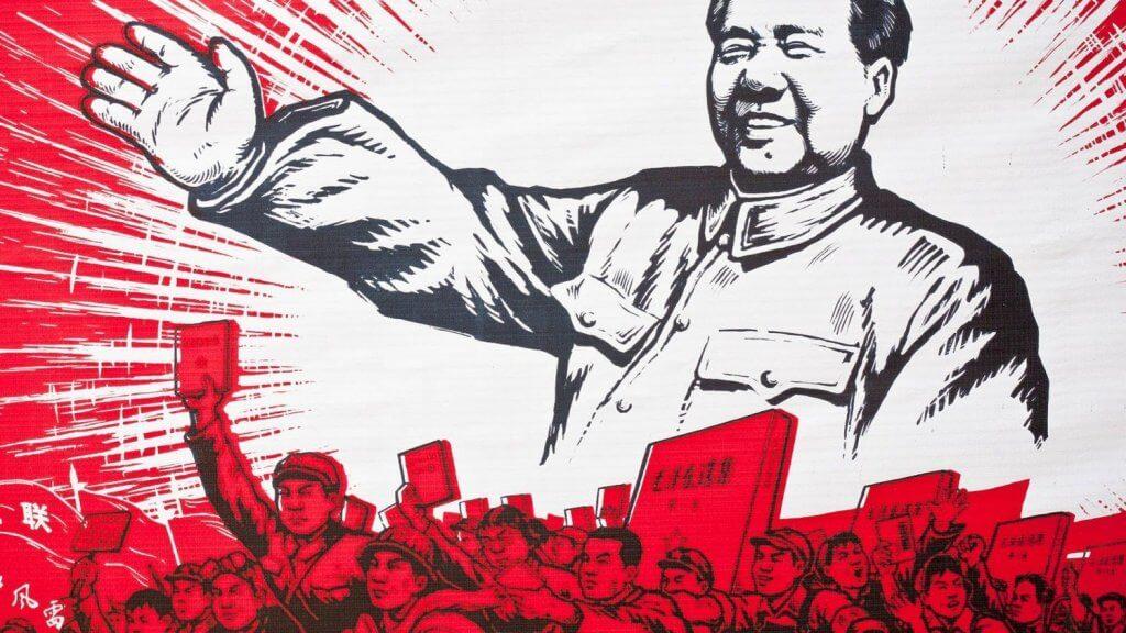 Организаторы блокчейн-конференции в Азии использовали образ умершего Мао Цзэдуна. Зря