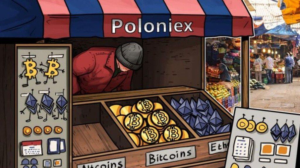 Представители биржи Poloniex прокомментировали ситуацию с заморозкой аккаунтов