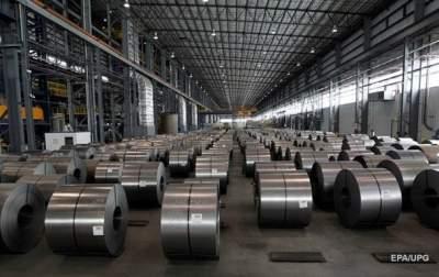 В Украине подсчитали потери от пошлин США на сталь