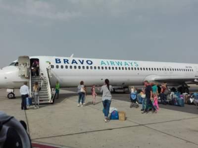 Украинская авиакомпания запускает новый рейс сразу из трех аэропортов