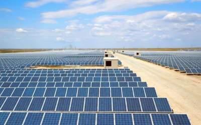 Под Киевом появится крупнейшая в Украине солнечная электростанция