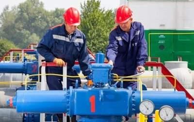 Украина после завершения отопительного сезона увеличила запасы газа