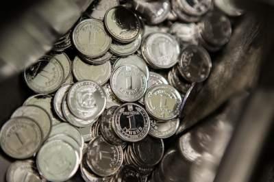 НБУ прекращает выпуск в наличное обращение мелких монет