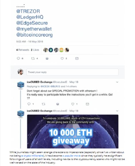 Как мошенники крадут ваши деньги в Twitter: четыре популярные схемы
