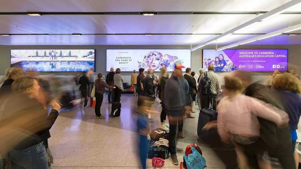 Австралийский аэропорт начал принимать к оплате Биткоин и Эфир