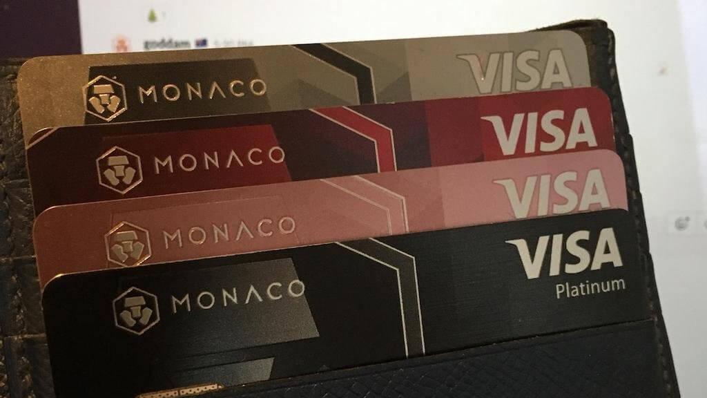 Молчание закончилось: Monaco рассказала о готовом приложении-кошельке. Ждём криптокарты Visa?