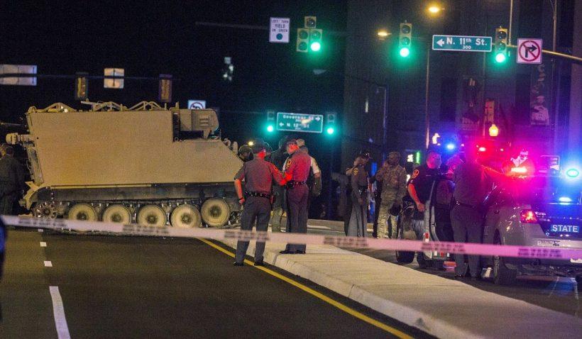 Полиция США: сооснователь ZenCash похитил бронемашину с военной базы