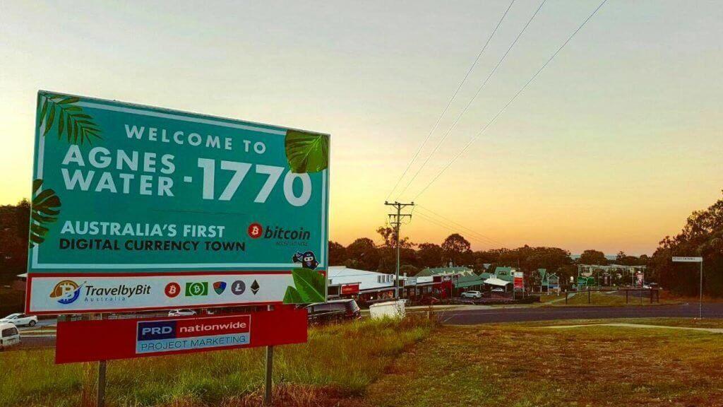 Австралийский город переходит на криптовалюту ради туристов