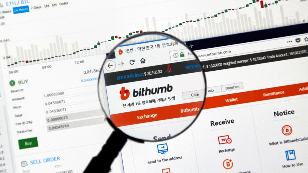 Биржа Bithumb возместит потери инвесторов после недавнего взлома