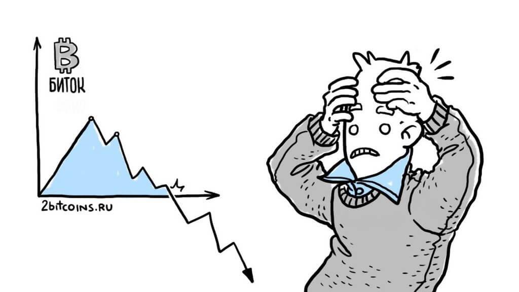 До какой отметки упадёт Биткоин? Мнения российских аналитиков