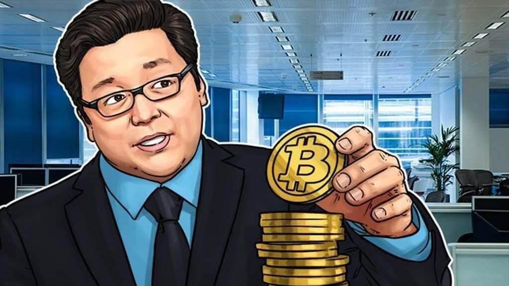 Том Ли: банкам следует обратить внимание на криптовалюты