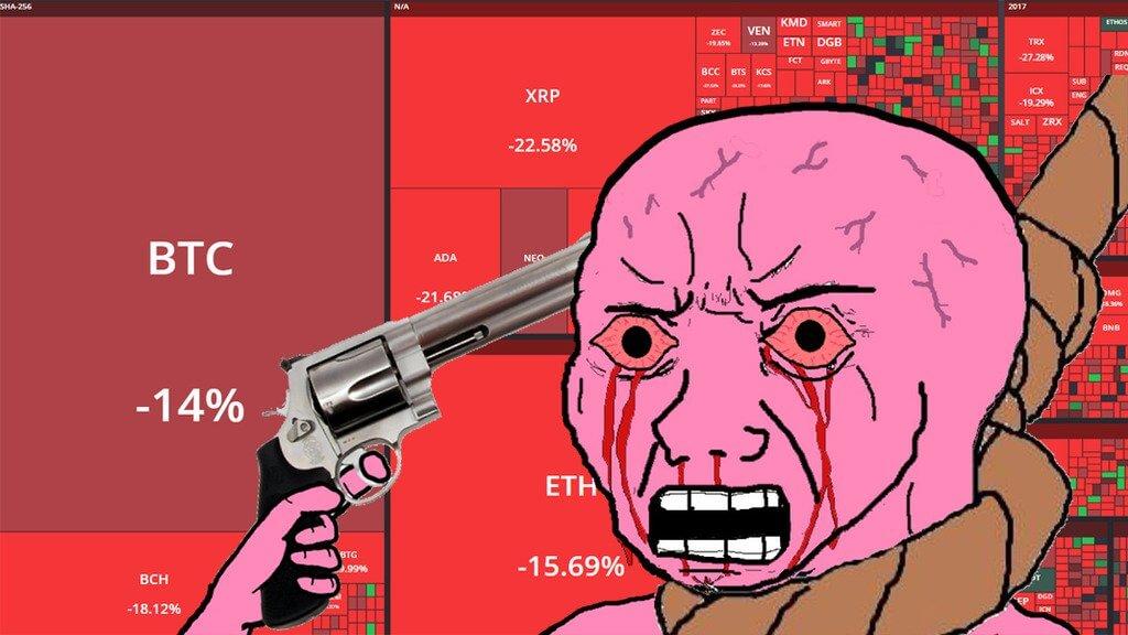 Buy high, sell low: как не надо торговать криптой