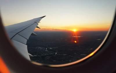 Аэропорты в Украине значительно нарастили пассажиропоток