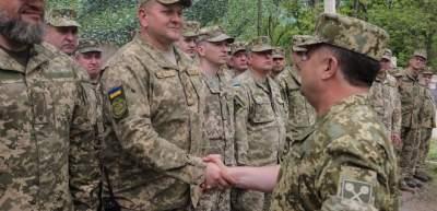 Минобороны просит 4,5 млрд гривен, чтобы поднять зарплаты военным