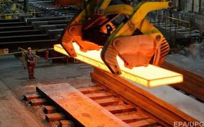 Украина с начала года нарастила выпуск металлопродукции