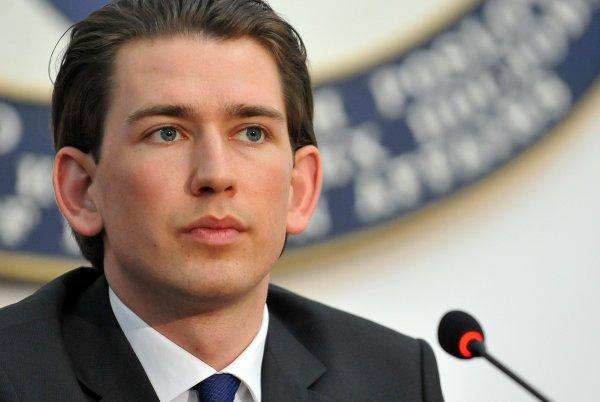 Канцлер Австрии сообщил о поддержке «Северного потока – 2»