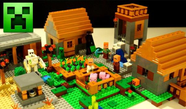 Выручка Lego впервые с 2004 года резко сократилась