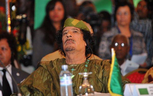 С замороженных счетов мертвого Каддафи пропало более 10 млрд евро
