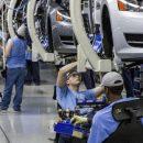 Объем промышленных заказов в Германии в январе увеличился