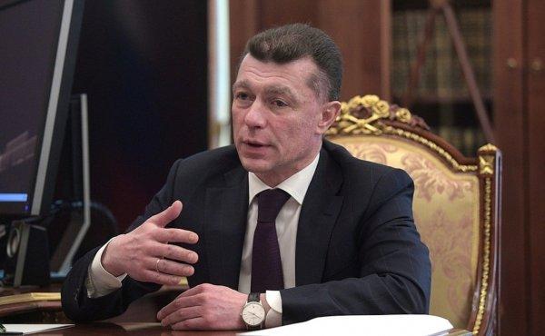 Топилин: Реальные пенсии россиян выросли на 5%