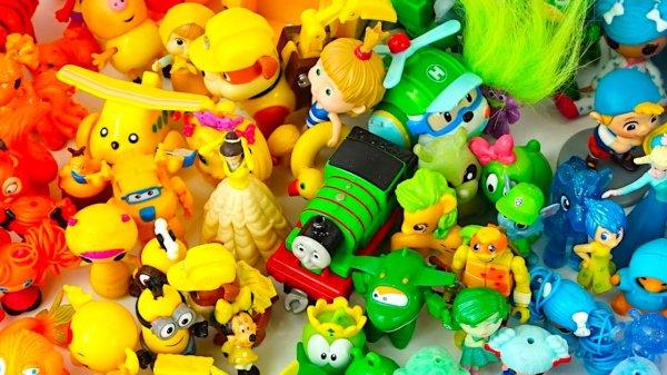 В России возьмут под контроль зарубежные игрушки
