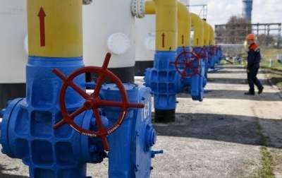 В Украине увеличился объем газа в подземных хранилищах