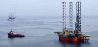 Россия продолжила добычу газа на спорном месторождении в Крыму