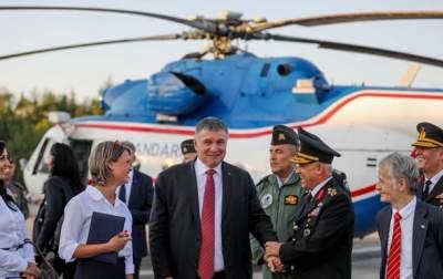 Украина модернизирует вертолеты для турецкой жандармерии
