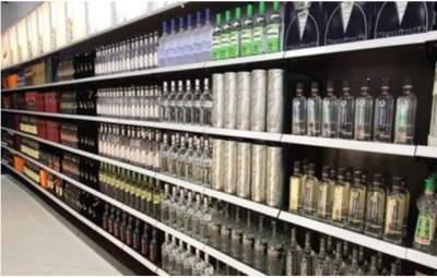 Кабмин повысил минимальные цены на алкоголь