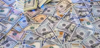 Курс наличного доллара продолжил падение