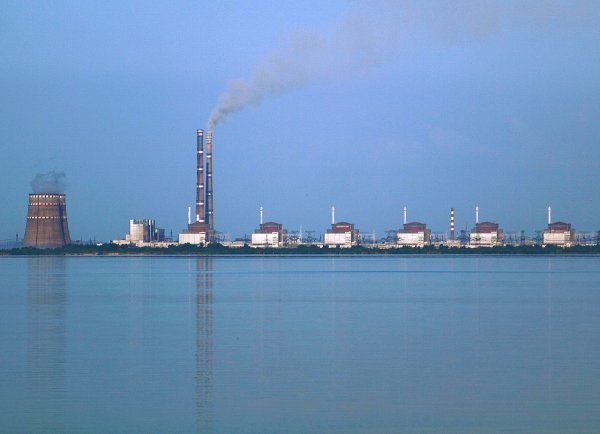 В рамках ремонта провели отключение первого энергоблока Запорожской АЭС