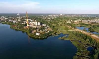 Единственный украинский мусоросжигательный завод начал работать после ремонта