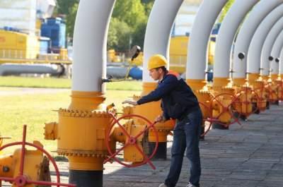 Газовые хранилища Украины заполнены на 49,9%