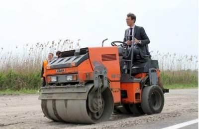 Первый автобан в Украине может соединить Мариуполь и Запорожье