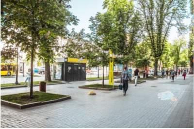В Киеве хотят обновить Крещатик