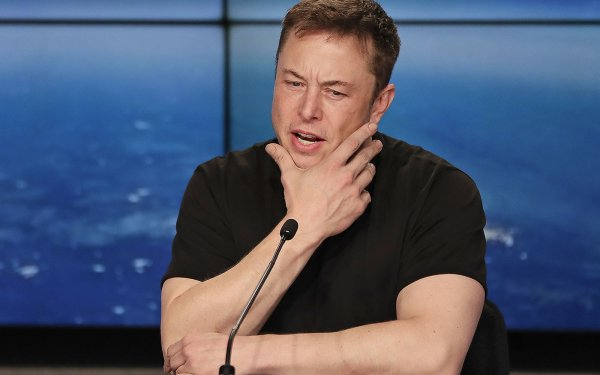 Акции Tesla упали на 7% после шутки Илона Маска в Twitter