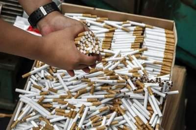 В Украине повысят цены на дешевые сигареты