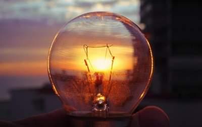 В Киеве отключили электричество в двух домах