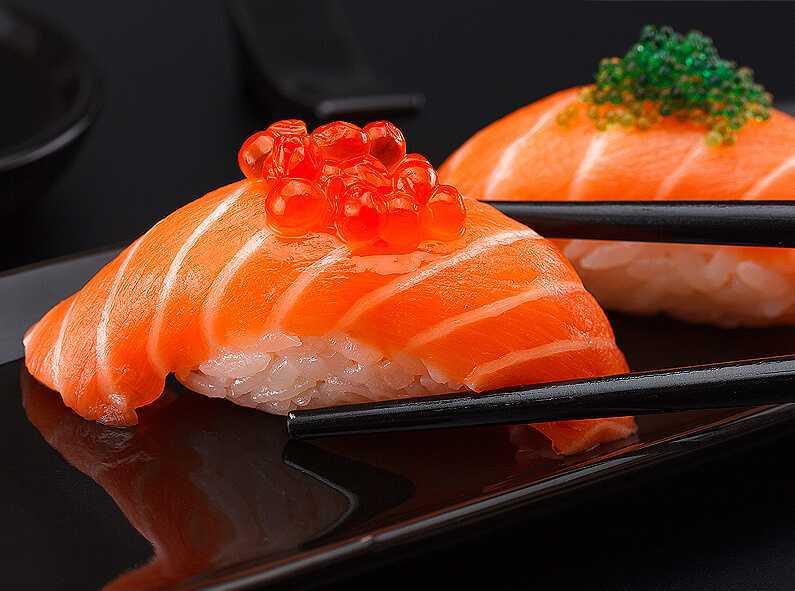 Питайтесь вкусно! Заказывайте Японскую кухню на дом!