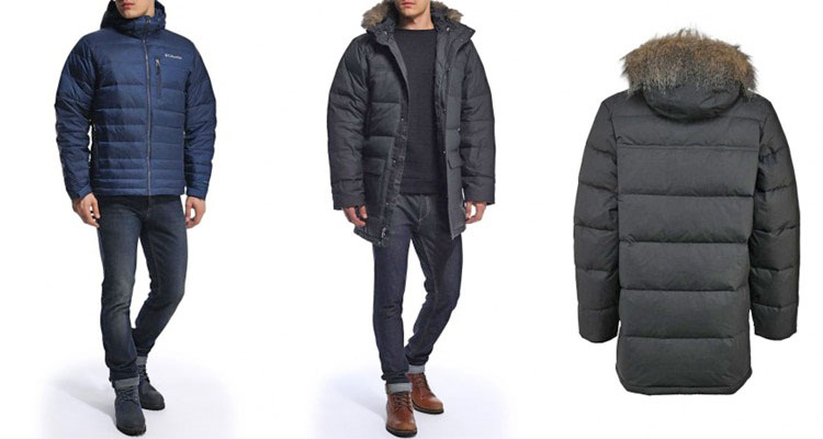 Брендовые зимние куртки Columbia в интернет магазине