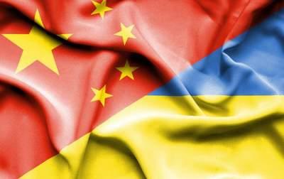 Украина предложила Китаю создать зону свободной торговли