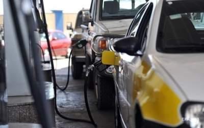 Топливо в Украине дешевеет