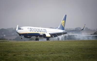 Ryanair планирует инвестировать в Украину 1,5 млрд долларов