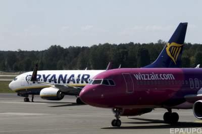 Wizz Air Украина возобновит работу в 2019 году